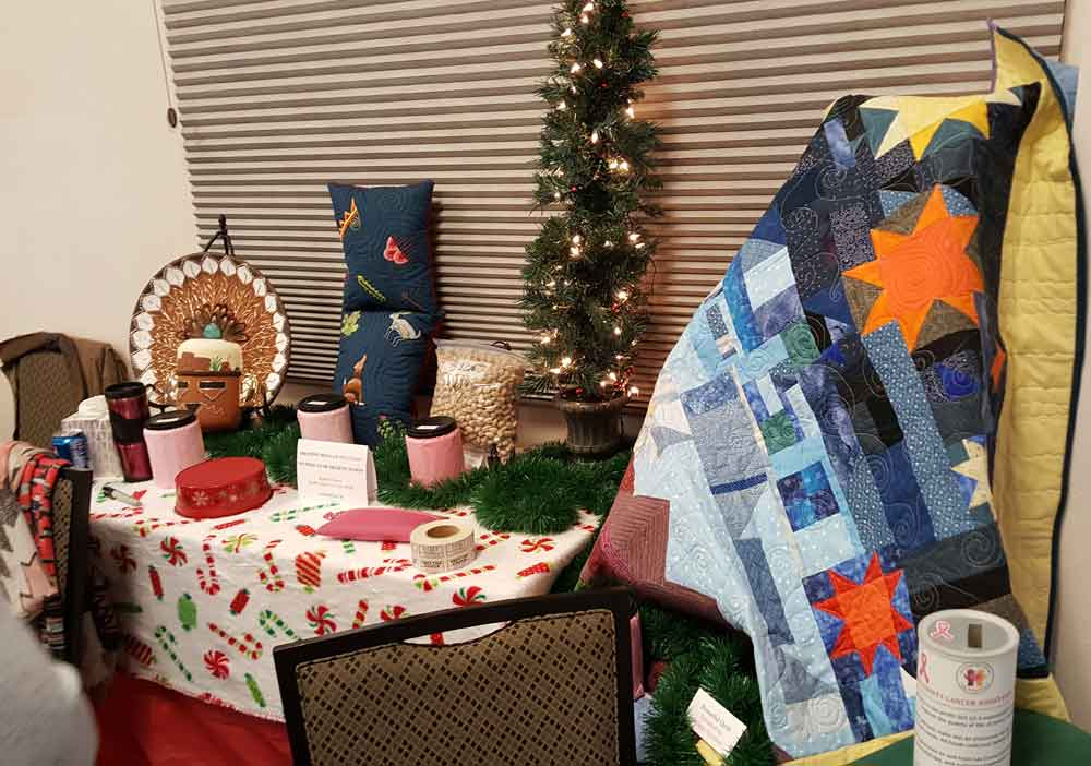 Christmas craft show in Elephant Butte New Mexico